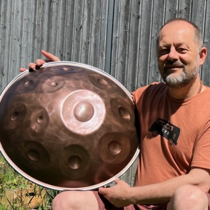 Handpan & RAV Vast Workshops