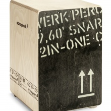 2inOne Cajon Black Edition